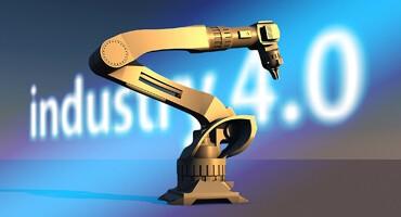 Robotic Arm slip ring