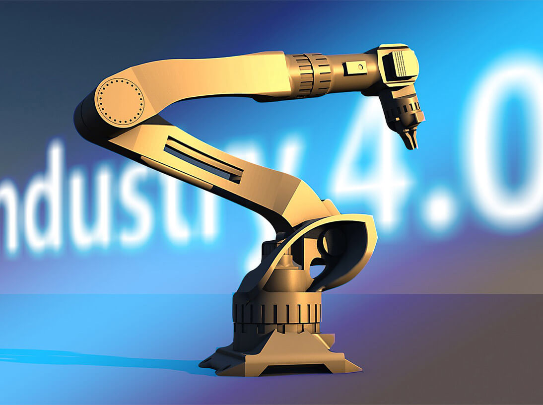 slip ring for Robotic arm