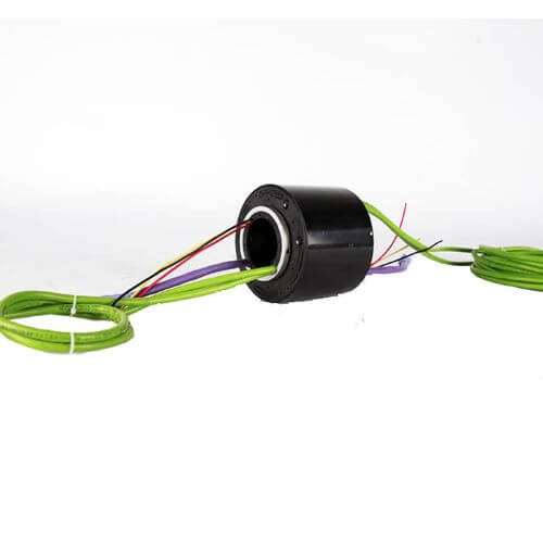 Gigabit slip ring