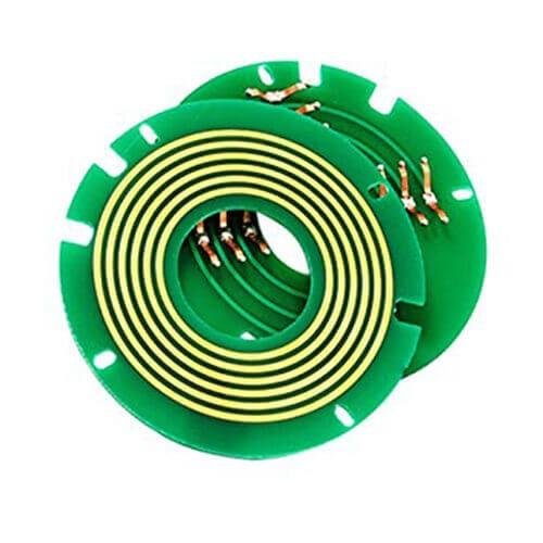 PCB slip ring