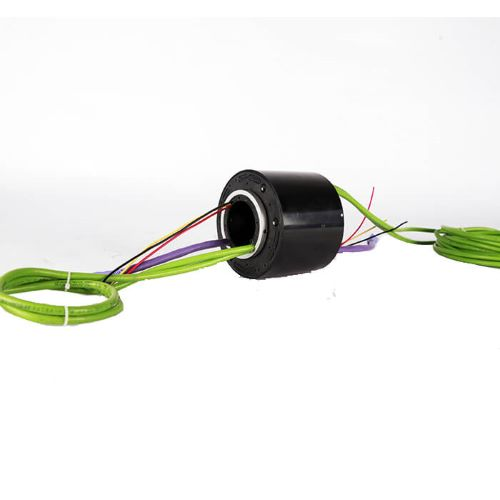 industrial Ethernet slip ring