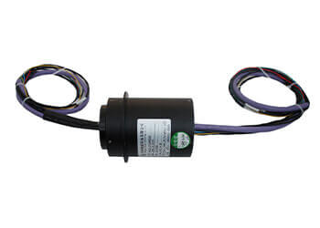 servo encoder slip ring